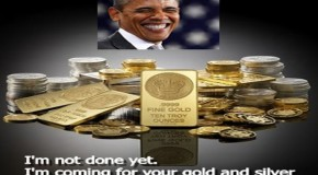 Bills to Require the Registration of Gold & Silver : Gold & Silver Confiscation Next?