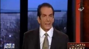 Charles Krauthammer 's Obama Comment Shocks Fox Panel Into Silence