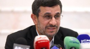 Era of atomic bombs over: President Ahmadinejad