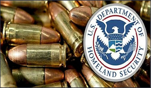 FBI plans to spend $100 million on ammo