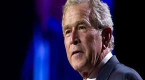 George W. Bush Suggests Boston Bombings Were a Conspiracy