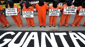 Guantanamo Bay – President Obama's shame: The forgotten prisoners of America's own Gulag
