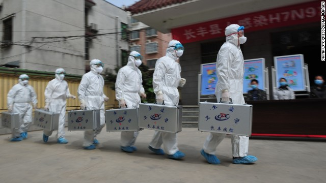H7N9 Bird Flu Cases In China Rise By Five To 87; Deaths Unchanged At 17