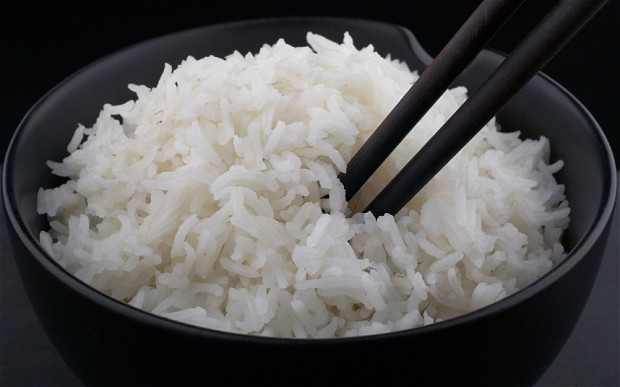 High Levels of Lead Detected in Imported Rice
