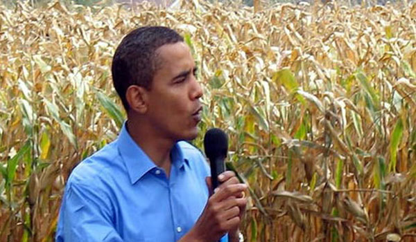 How did Barack Obama become Monsanto's man in Washington