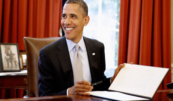 Obama Looking at Executive Actions After Senate Defeats Gun Bill