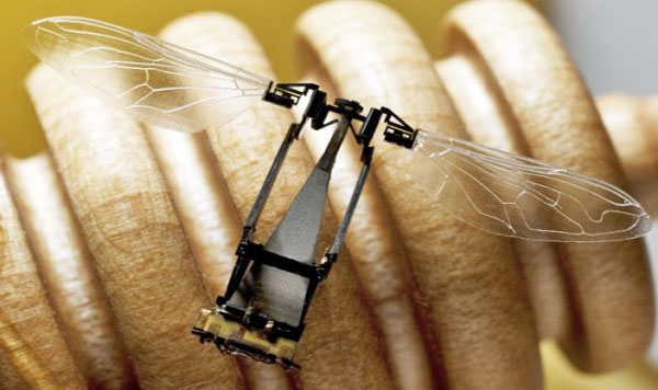 Robobee - Robotic Pollinators to Replace Dying Bees