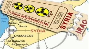 Target Syria: Allegations of Chemical Weapons Use