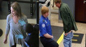 Texas bill criminalizing airport pat-downs is back
