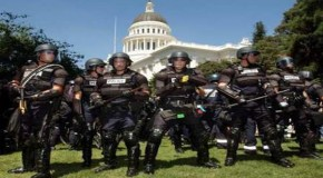 The growing militarization of U.S. police