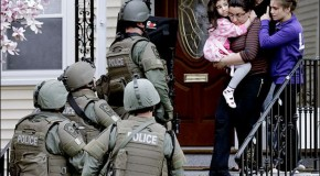 "Video: SWAT police gunpoint raids in Boston Were Conducted ""House After House"""