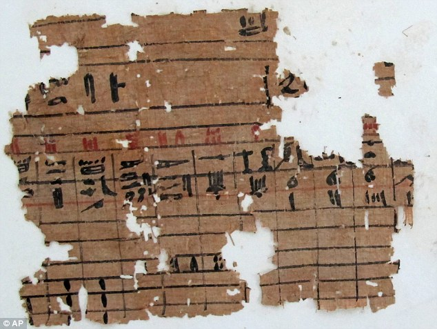 'World's oldest port' found in Egypt - complete with scrolls revealing everyday life for Ancient Egyptians
