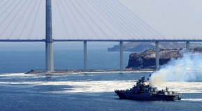 Russia warships sent to Mediterranean