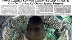 'Aliens' Messed with US, Soviet Nukes – US Airmen