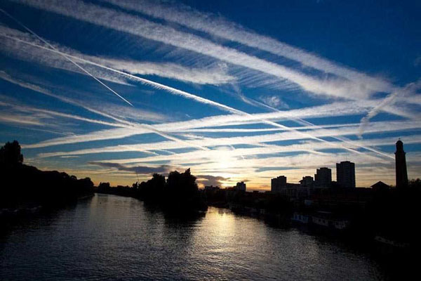 Alarmists Cover Up Geoengineering Causing Climate Change