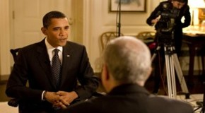 An Interview With Barack Obama About The IRS Scandal, AP Phone Records And Benghazi