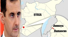"Assad ""to declare war"" on Israel following fresh airstrikes"