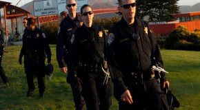 California cops defend phone confiscations as video of &#8216;constant bashing&#8217; emerges