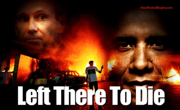 Congresswoman Obama Gave Benghazi Stand Down Order