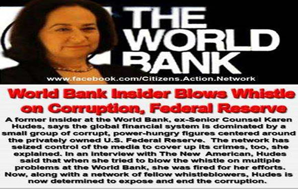 Conspiracy No Theory - World Bank Insider
