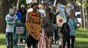 Corporate Media Blackout of Anti-Monsanto Protests Exposed