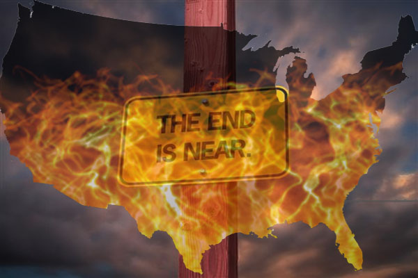 End of the United States