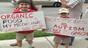 Exclusive: Facebook censors pictures of children rallying against GMOs during global March Against Monsanto