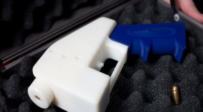 First 3D-Printed Handgun Successfully Test Fired; Ready to Hit the Web