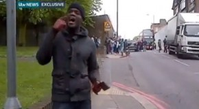 How They Did It (Video) UK Soldier Beheaded? Hoax! NWO Terrorist Propaganda! UPDATE MAY 25 2013