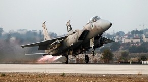 Israel confirms Syria strike, says hit Hezbollah-bound missiles