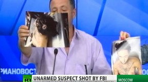 Kill shot? Man linked to Tsarnaev took FBI bullet to top of head (PHOTOS)