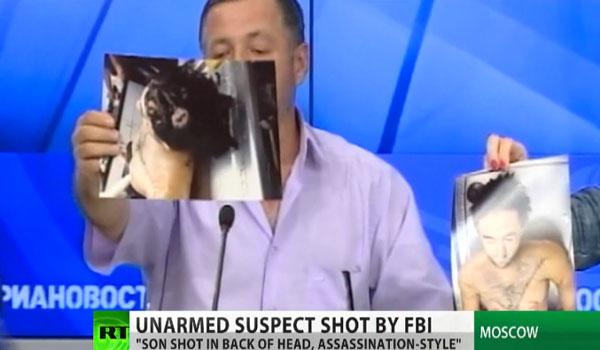Kill shot Man linked to Tsarnaev took FBI bullet to top of head (PHOTOS)