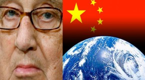 "Kissinger: U.S. and China to Collaborate on Globalist ""World Order"""