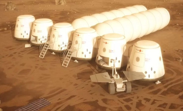 More Than 78,000 People Sign Up for One-Way Trip to Mars
