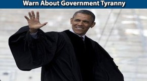Obama To Grads: Reject Voices That Warn About Government Tyranny