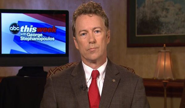 Rand Paul Obama Losing Moral Authority To Lead