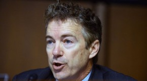 Rand Paul: Obama is working with 'anti-American globalists plot[ting] against our Constitution.'