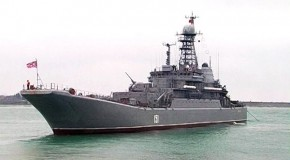 Russia Adds Two More Warships To Mediterranean Task Force Near Syria