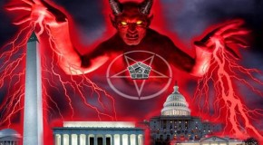 Satan Is Setting Up Shop In the Halls of Congress