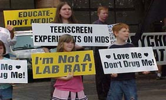 The Chemical Castration of our Children's Brains