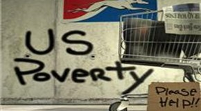 The Real Numbers: Half of America in Poverty — and It's Creeping Upward