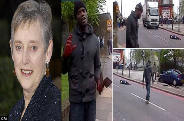 'The enemy is everywhere' Former MI5 head calls for people to spy on their neighbours following murder of soldier Lee Rigby