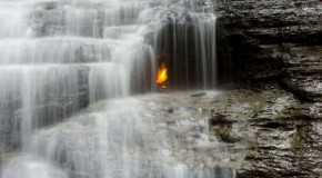 The mystery of New York's eternal flame: Baffled scientists admit they are unsure where the gas that keeps landmark burning comes from