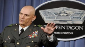 US Army Chief Suggests Military Intervention in Syria Before End of Summer