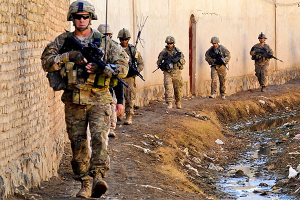 US Military Power Grab Goes Into Effect Pentagon Unilaterally Grants Itself Authority Over Civil Disturbances