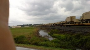 Video – Amerika: Homeland Tanks Moving