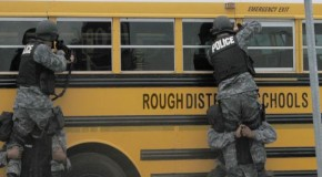 Why Are Police Simulating Armed Angry Parents Laying Siege to Schools?