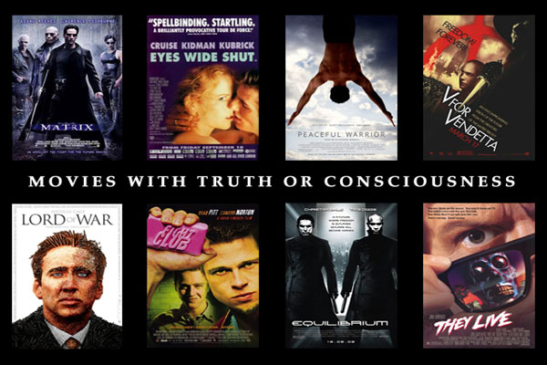 23 movies with a message of truth and consciousness
