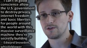 27 Edward Snowden Quotes About U.S. Government Spying That Should Send A Chill Up Your Spine