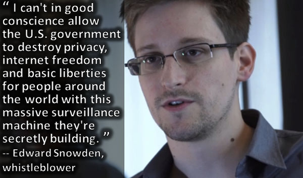 27 Edward Snowden Quotes About U.S